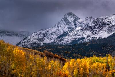 2022 Colorado Fall Color Photography Workshop - San Juan Mountains