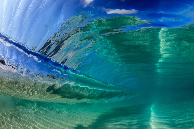 Behind the Wave Photography for Sale
