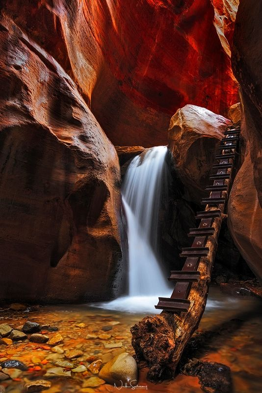 Kanarraville Falls Images for Sale