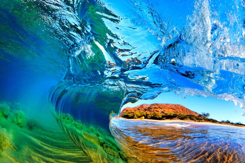 Glass Wave Photos for Sale