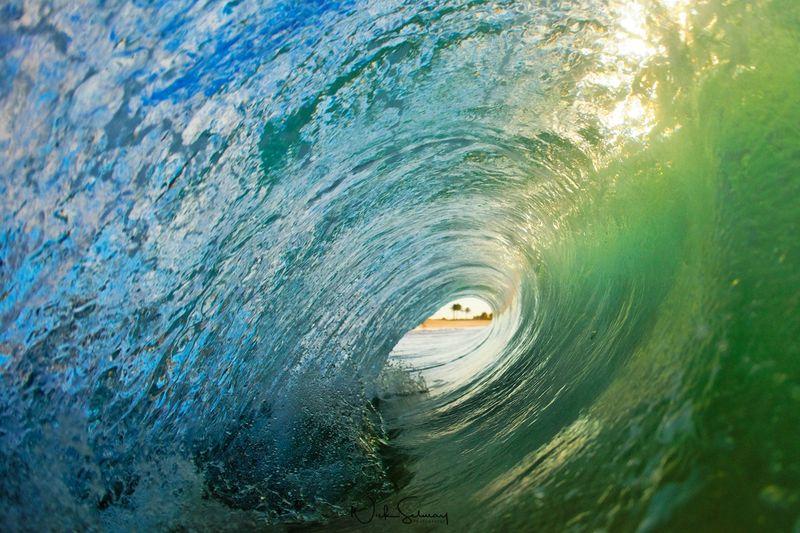 Wave Barrel Photos for Sale