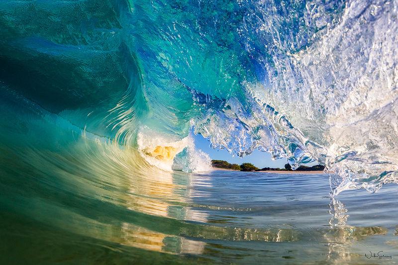 Wave Barrell Photos for Sale