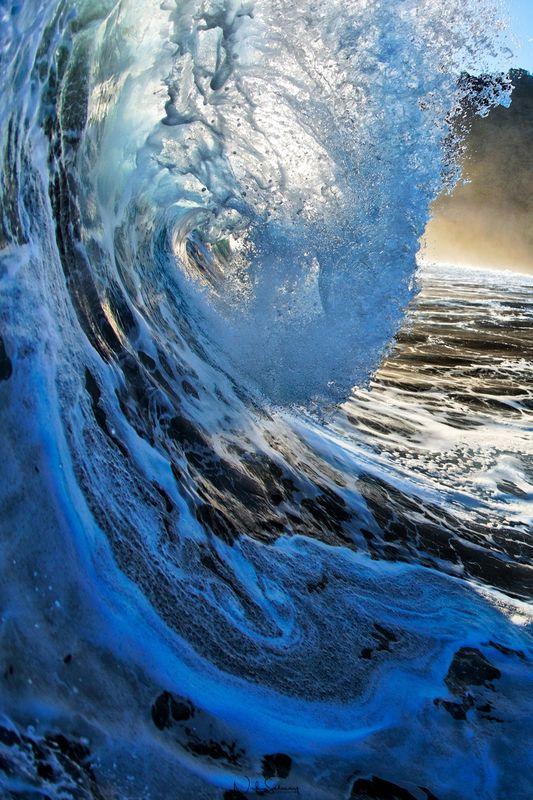 Waipio Valley Wave Image for Sale