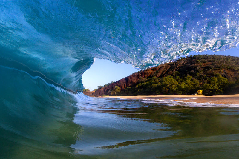 Makena Beach Wave Photography for Sale