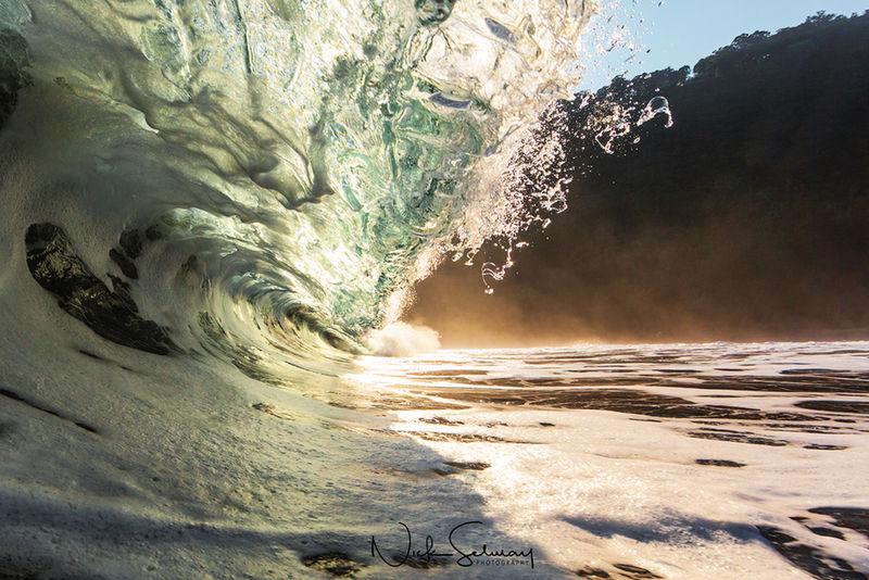 Honolulu Hawaii Wave Images for Sale