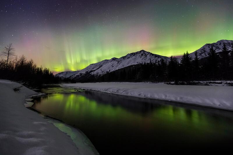 Northern Lights-Alaska