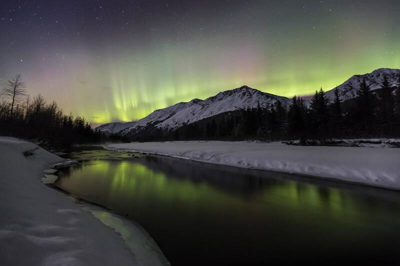 Alaska Northern Lights/Aurora Borealis Photos For Sale