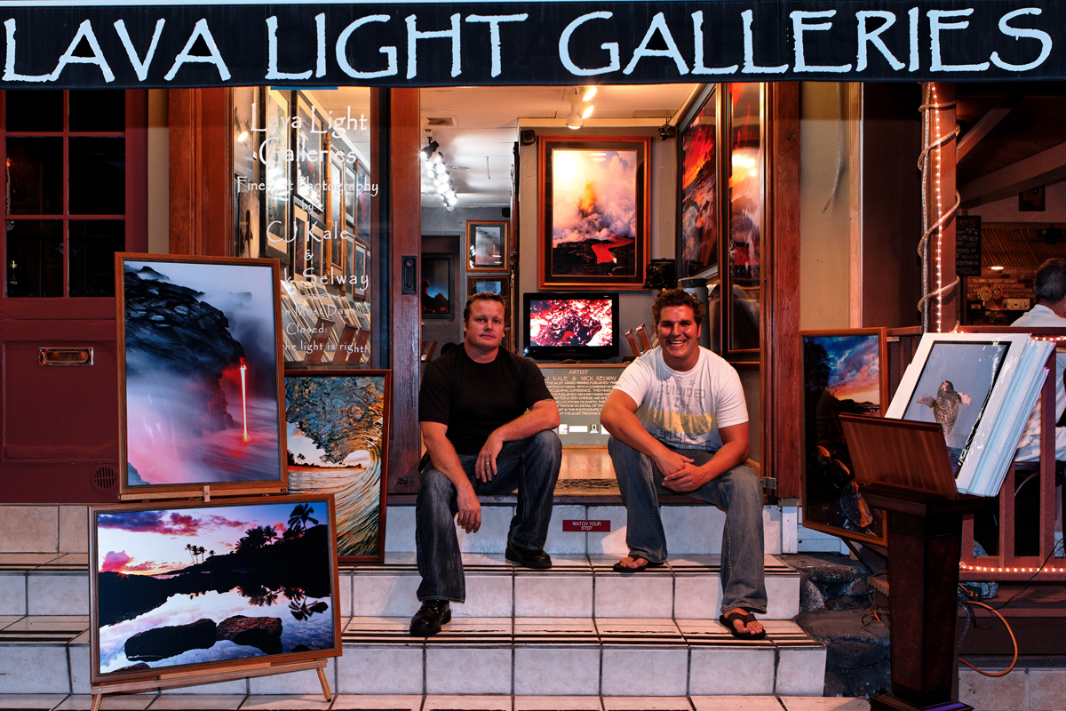 Lava Light Galleries – Our First Fine Art Nature Photography Gallery