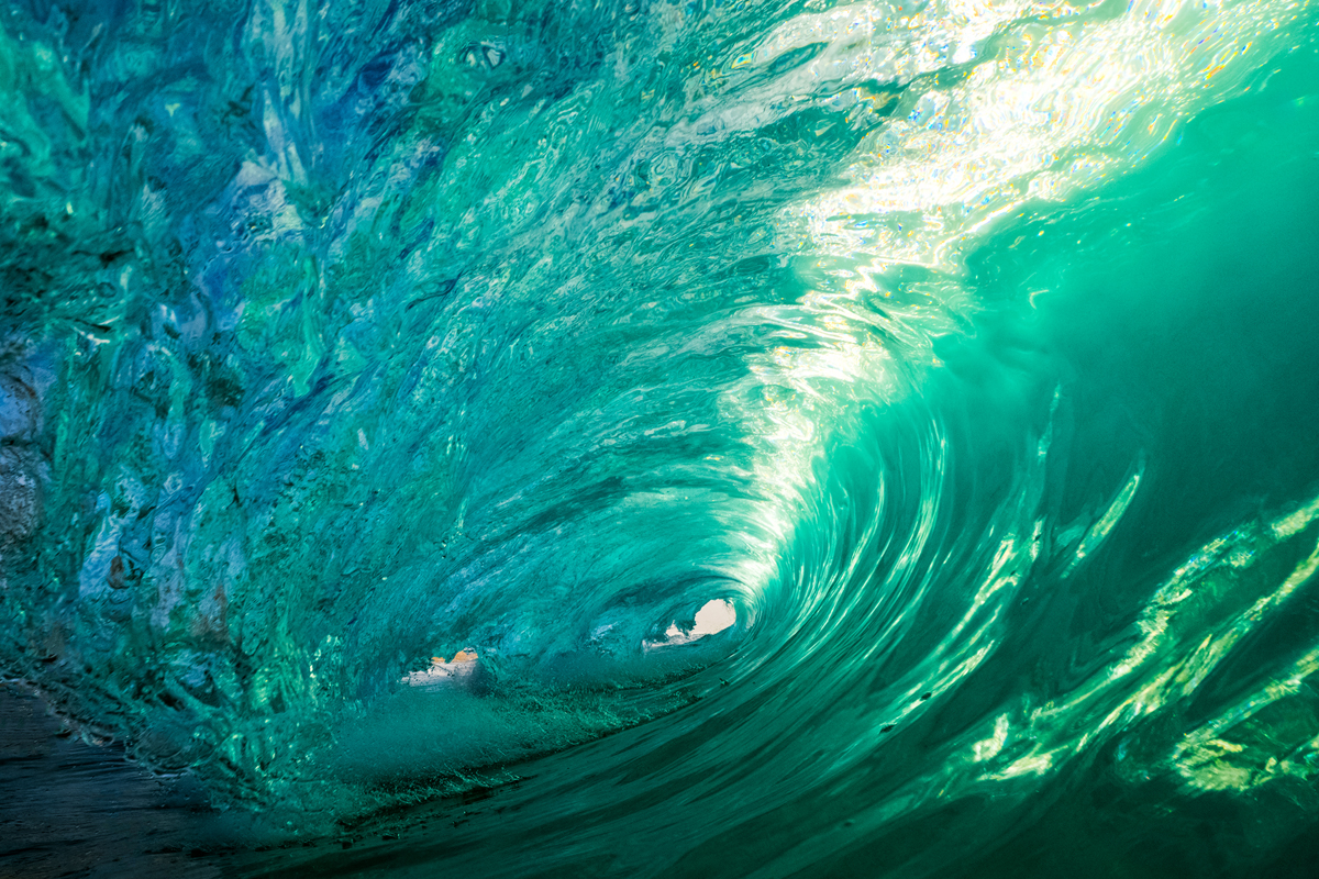 In surfing, the green room is the inside of a barrel that is produced by a wave. This term was coined due to the color of light...