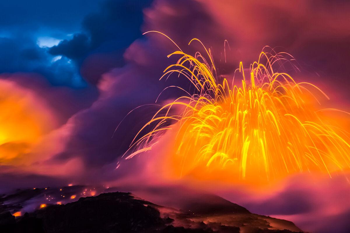 Hawaii Volcano Photography for Sale
